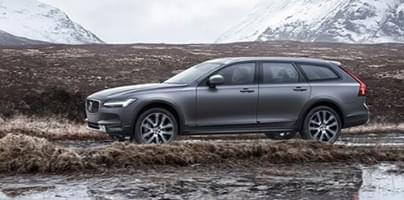 Volvo on operating lease
